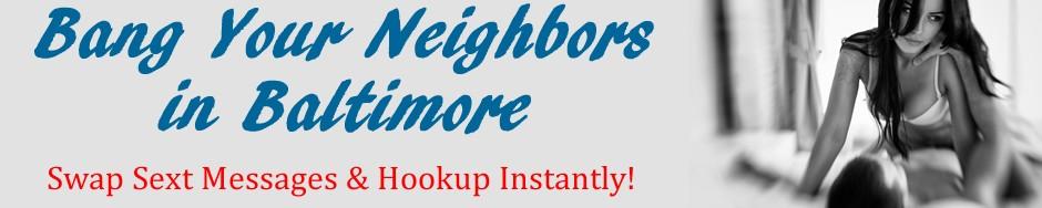 Baltimore Hookups